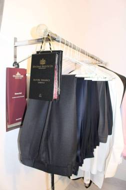 Suit Trousers & Shirts